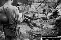 Casualties of the Hiroshima atomic bomb - click to find out more